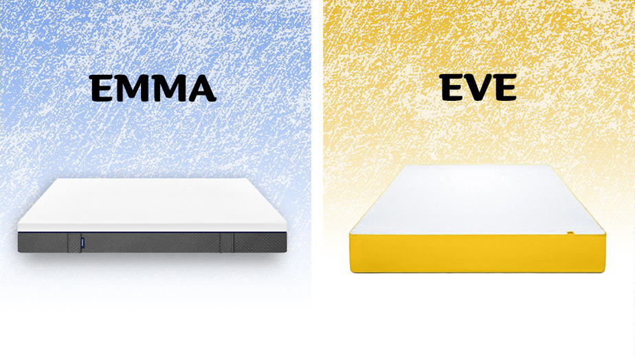 Emma vs Eve mattress comparison