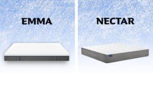 Emma vs Nectar mattress comparison
