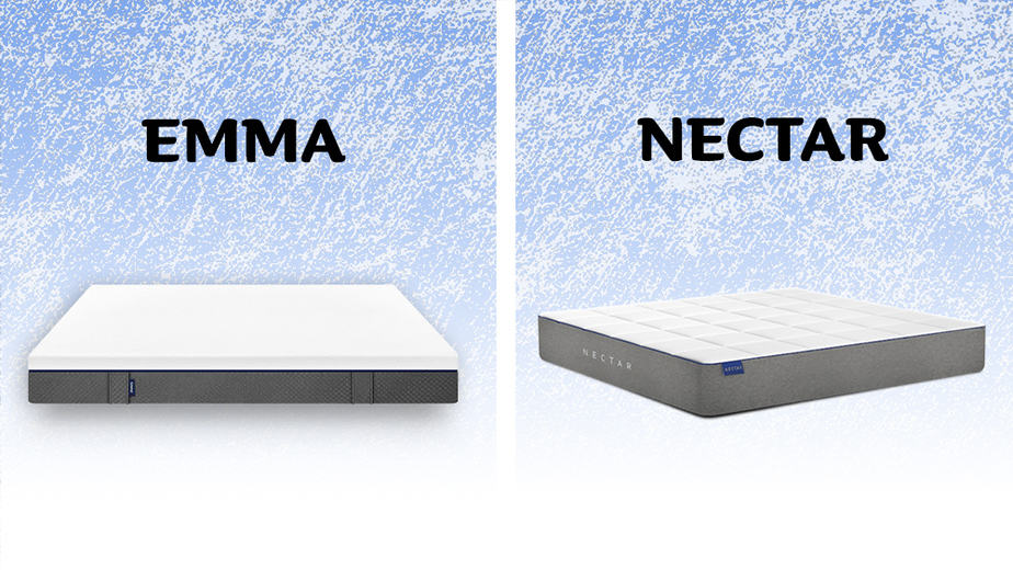 Emma vs Nectar mattress comparison