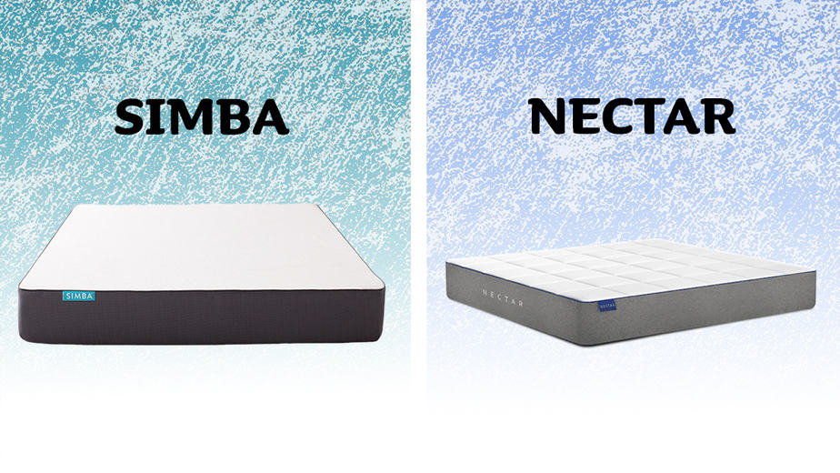 Simba vs Nectar mattress comparison