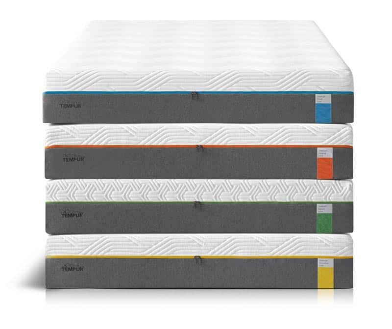 Tempur mattresses - best boxed mattress