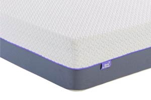 Hyde & Sleep Lilac Memory Foam Mattress_
