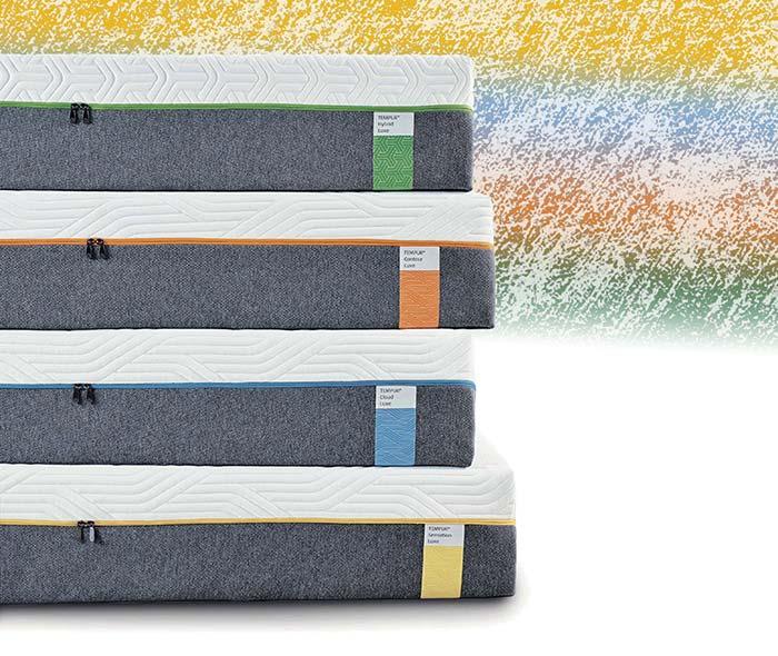 Tempur mattress review - best boxed mattress