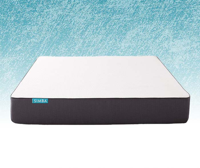 simba mattress review - best boxed mattress