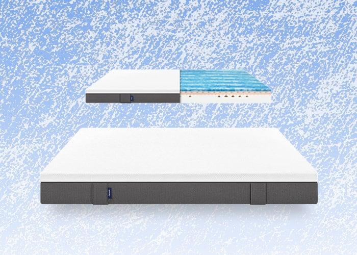 emma hybrid mattress review UK