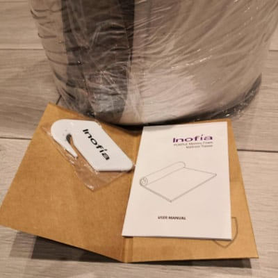 Inofia topper unboxing