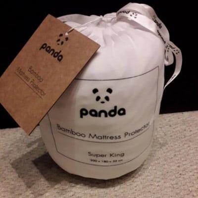 Panda mattress protector UK_