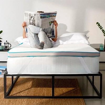 simba mattress topper review