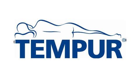 Tempur banner logo