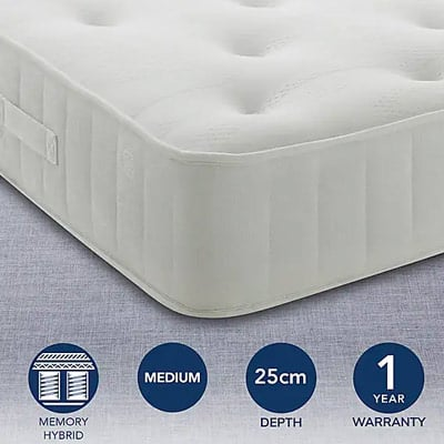 bedmaster mattress review dunelm