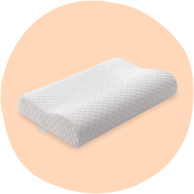 Tampor Orthopaedic anti snore support pillow