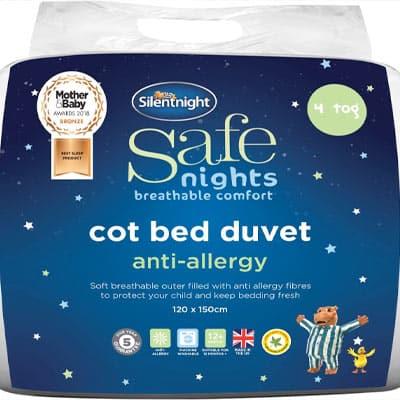 silent night ani allergy duvet