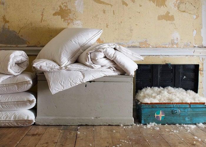 Soak and sleep pillows UK