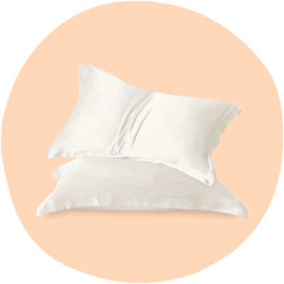audley pure silk oxford pillowcase