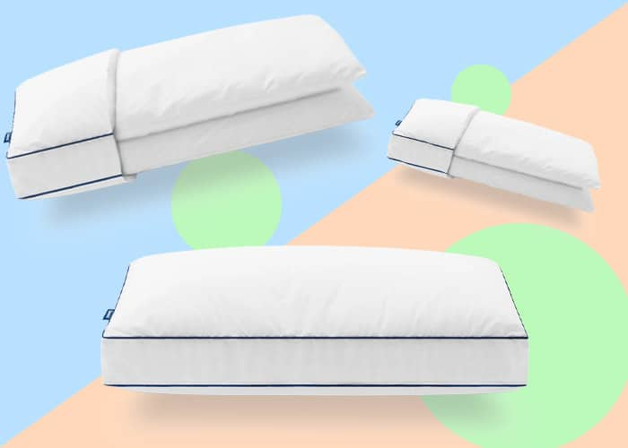 best hollowfibre and microfibre pillows