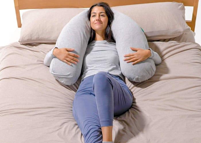 best v shaped pillows
