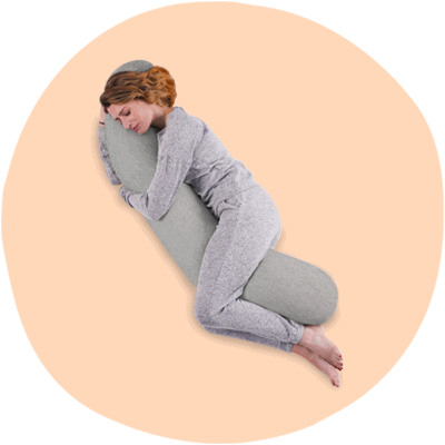 kally sleep body pillow