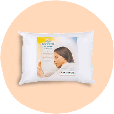mediflow the water pillow