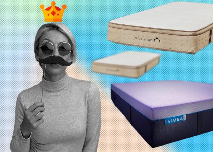 Best luxury hybrid mattress