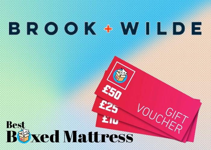 Brook + wilde discount codes