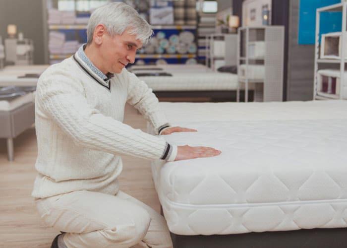 make a firm mattress softer