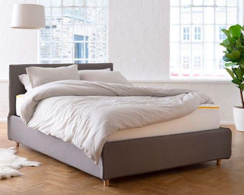 Eve storage bed frame