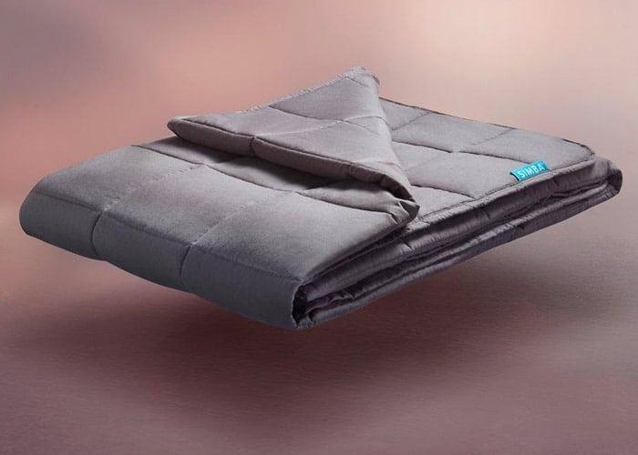 Simba orbit weighted blanket