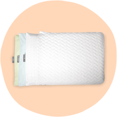 brookstore layer adjust pillow