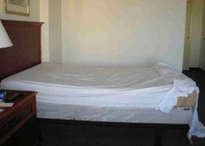mattress sagging