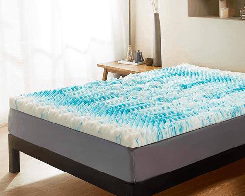 Bedsure Memory Foam Mattress Topper