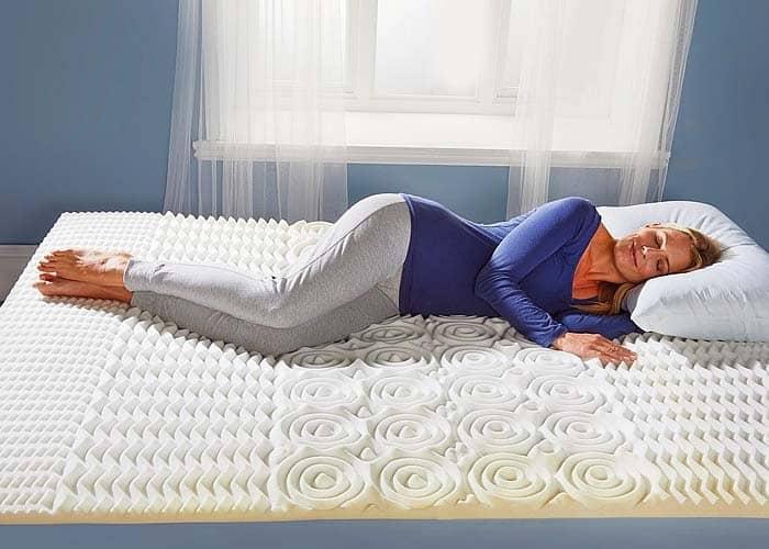 Does memory foam mattress cause back pain