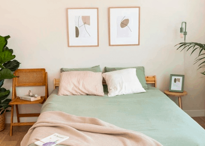 How to Warm Up a North Facing Bedroom