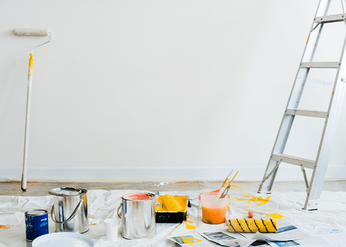 Is it Safe to Sleep in a Freshly Painted Room?