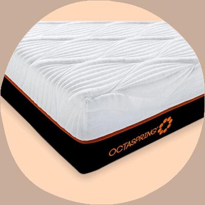 Octaspring 6500 Memory Foam Mattress