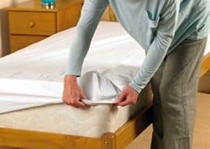 mattress topper for sheet