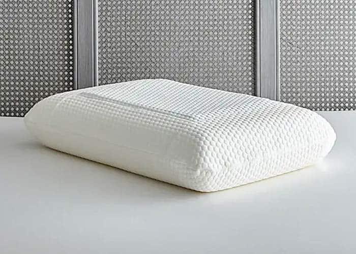 memory foam pillow softer