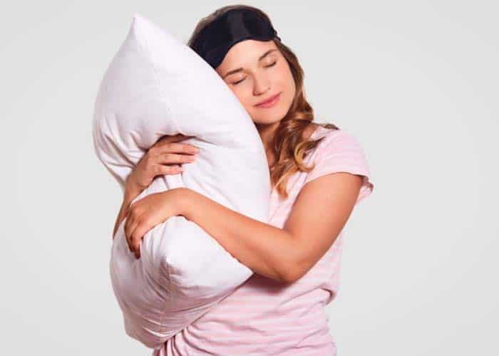 pillow for hair and face