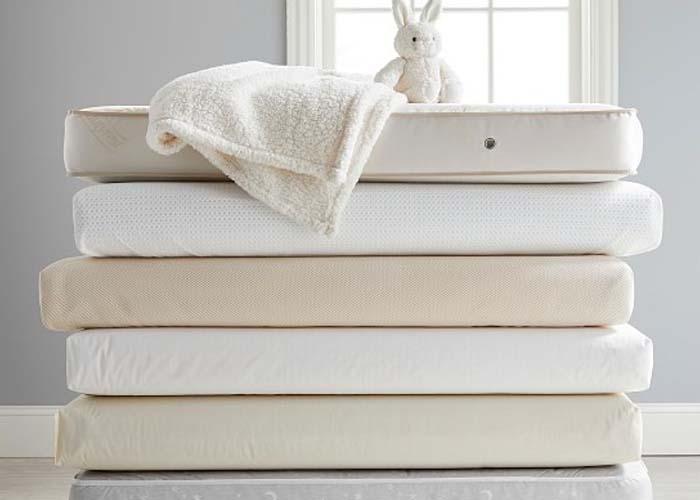 stacking crib mattress