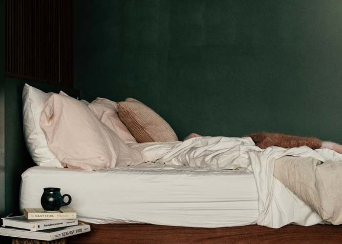 Bad to Sleep On Two Pillows