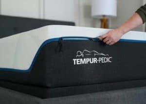 Clean your tempur